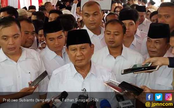 Prabowo Subianto Merasa Cemas - JPNN.COM