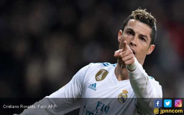 Ronaldo Sempurna, Madrid Cetak 5 Gol Jelang Jamu PSG - JPNN.COM
