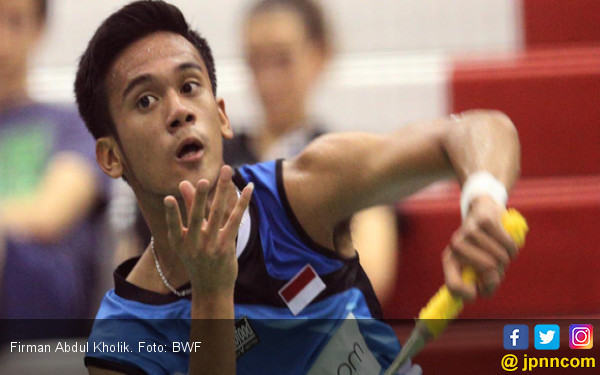 Line-up Indonesia vs Tiongkok: Ginting Masuk, Firman Juga! - JPNN.COM