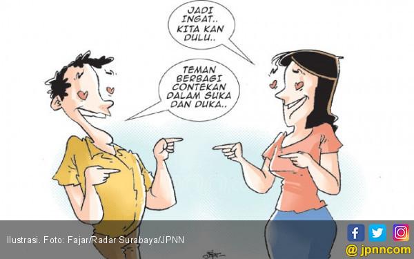 Suami Rajin Nginap di Rumah Pujaannya Semasa SMA - JPNN.COM