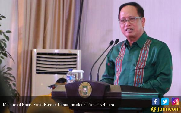 Menteri Nasir: Cabut Permen Penghambat Perguruan Tinggi - JPNN.COM