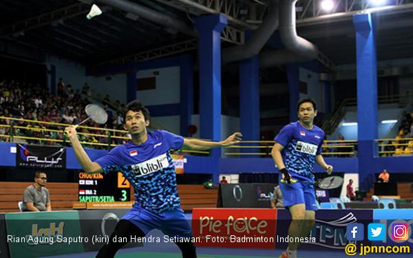Fantastis! Tim Putra Indonesia Pertahankan Status Juara Asia - JPNN.COM