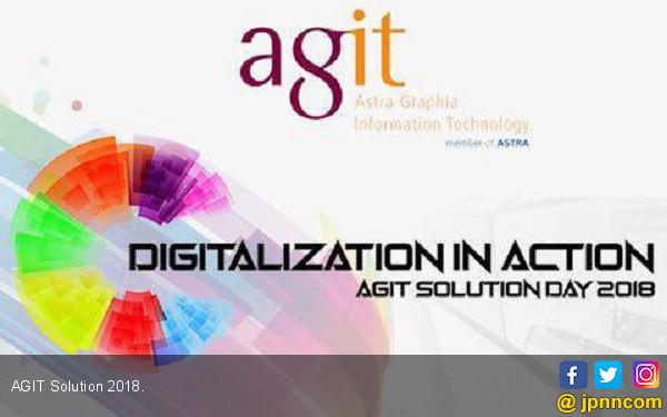 Tranformasi Digital dalam AGIT Solution 2018 - JPNN.COM