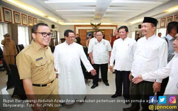 Bupati Anas Prihatin dan Minta Maaf atas Tragedi di Sleman - JPNN.COM