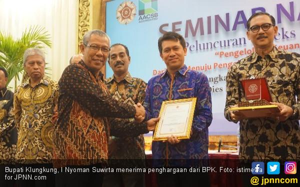 Pemkab Klungkung Mampu Tingkatkan PAD 100 Persen - JPNN.COM