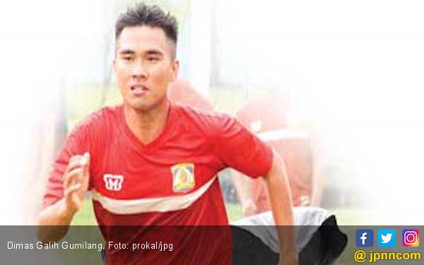 Wanderley Tetap Boyong Dimas Galih ke Balikpapan - JPNN.COM