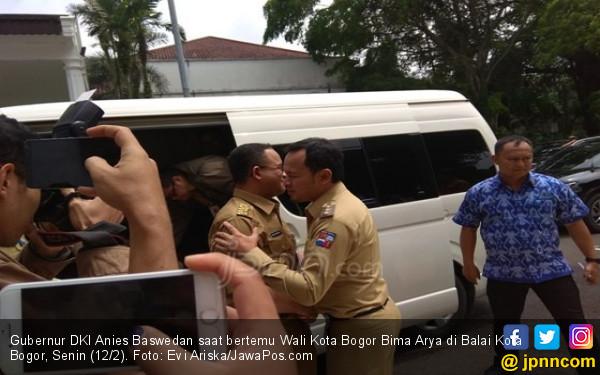 Cegah Banjir, Bima Minta Bantuan Pemprov DKI - JPNN.com
