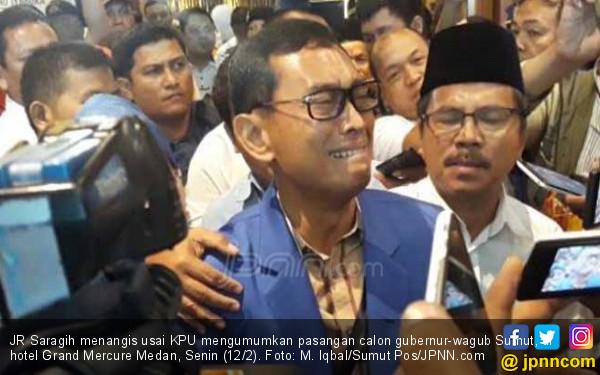 Demokrat Yakin Ijazah JR Saragih Asli, Ini Alasannya - JPNN.COM