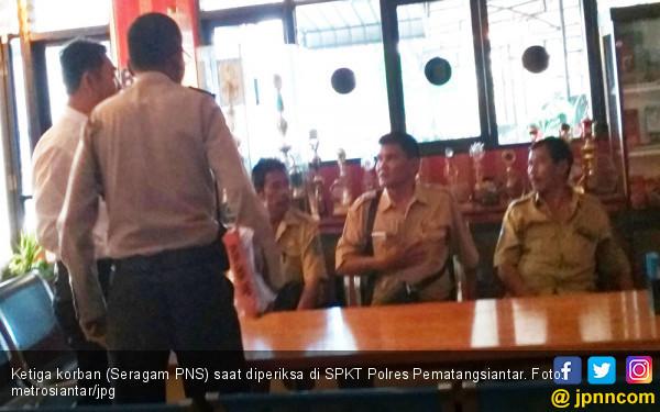 Ban Mobil Kempis, Uang Rp 350 Juta Raib - JPNN.COM