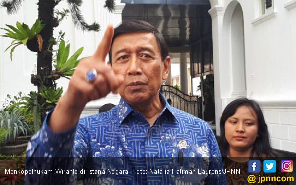 Imbauan Wiranto Dinilai Tidak Tepat - JPNN.COM
