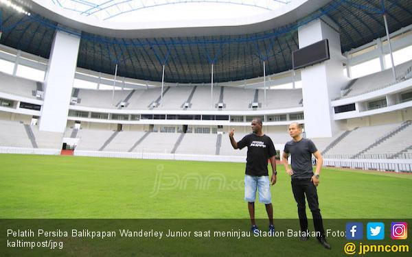Persiba Siap Jajal Markas Baru Kembaran Emirates Stadium - JPNN.COM