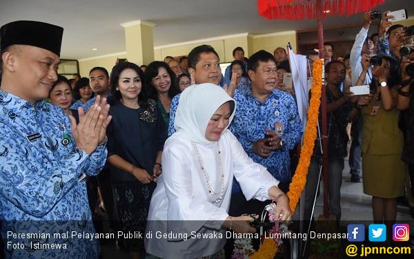 Mal Pelayanan Publik Denpasar Layani 198 Jenis Pelayanan - JPNN.COM