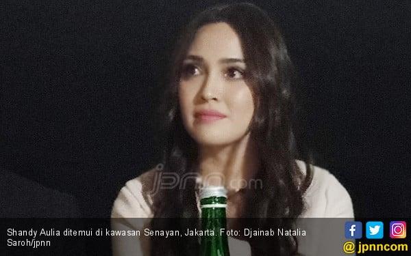 Shandy Aulia Beber Alasan Laporkan Hater ke Polisi - JPNN.com