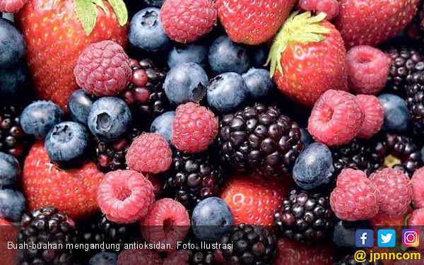 7 Buah-buahan Ini Kaya Antioksidan - JPNN.COM