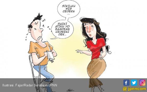 Modus Istri Sembunyikan Perselingkuhan, Si Pacar Menyamar - JPNN.COM