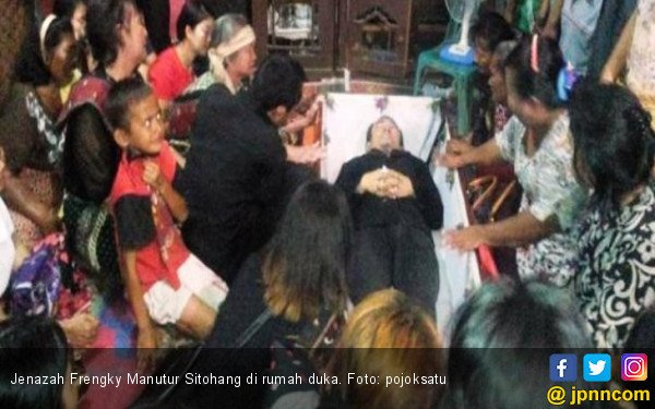 Frengky Tewas Mengenaskan Dikeroyok Preman Usai Minum Tuak - JPNN.COM