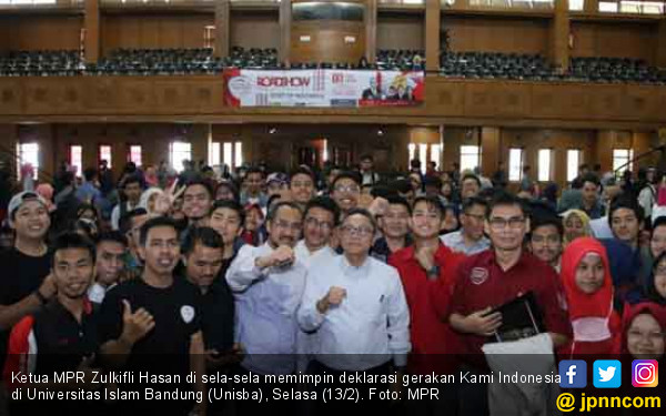 Zulkifli Hasan: DPR Butuh Kritik dari Rakyat - JPNN.COM