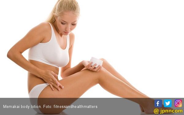 Kenali Manfaat Body Lotion untuk Kulit Anda - JPNN.COM