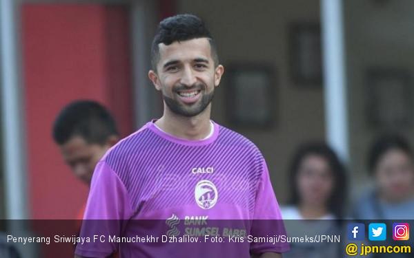 Piala Presiden 2018: Sriwijaya FC Pincang Lawan Bali United - JPNN.COM