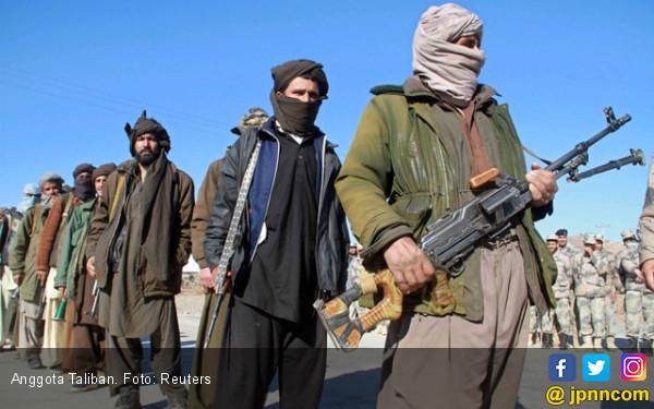 Sikap Jual Mahal Taliban Hambat Perdamaian di Afghanistan - JPNN.COM