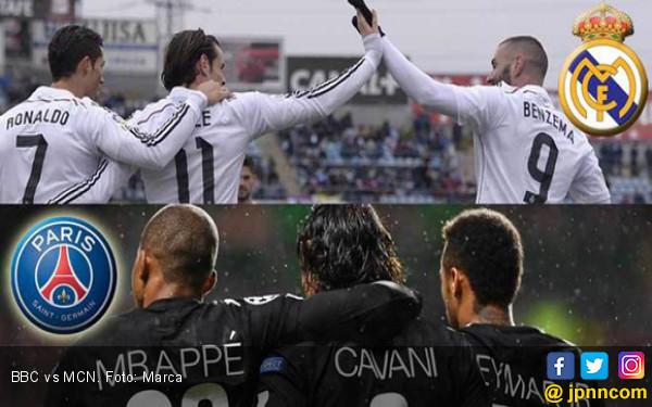 Jangan Lupa! Real Madrid vs PSG Kamis Dini Hari Nanti - JPNN.COM