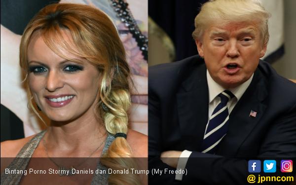 Pengacara Trump Akui Beri Uang Tutup Mulut ke Bintang Bokep - JPNN.COM