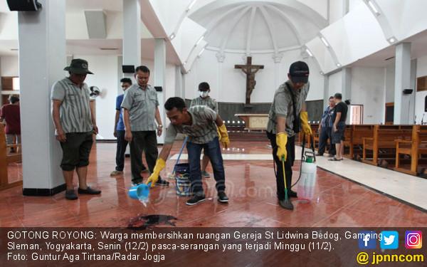 Penyerangan Ulama dan Tempat Ibadah Harus Usut Tuntas - JPNN.COM
