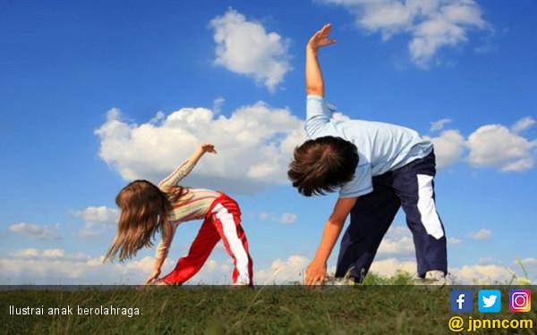 Olahraga Dapat Membantu Mental Anak Atasi Trauma - JPNN.COM