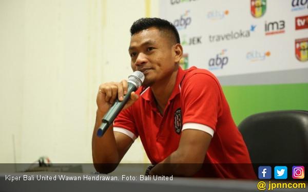 Piala Presiden 2018: Kiper Bali United Ancam Sriwijaya FC - JPNN.COM