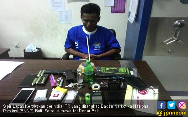 Edan! Sipir Berbisnis Narkoba, Jual Sabu-sabu ke Siswa - JPNN.COM