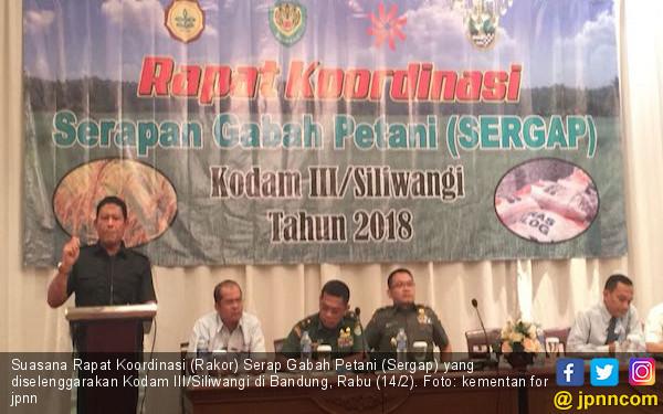 Jawa Barat Siap Sergap 7.000 Ton Gabah Setiap Hari - JPNN.COM