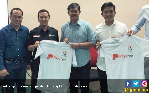 Indra Sjafri Resmi jadi Pelatih Bontang FC - JPNN.COM
