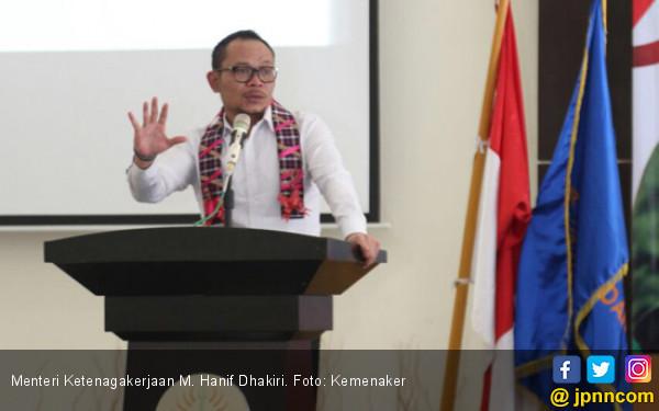 3 Kiat Jadi Pemuda Kreatif dan Inovatif ala Menteri Hanif - JPNN.COM