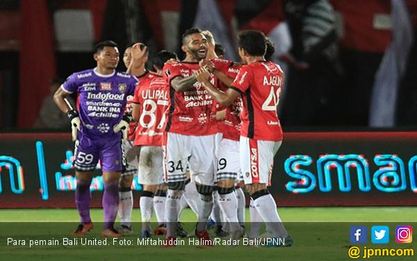 Final Piala Presiden, 2 Bintang Bali United Berbeda Nasib - JPNN.COM