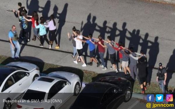 Mantan Siswa Bantai 17 Orang di SMA Florida - JPNN.COM