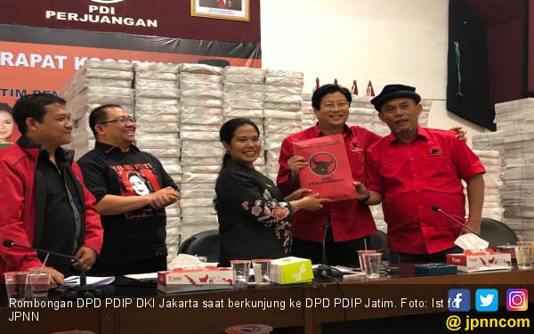 PDIP DKI Siap Turun Gunung Menangkan Gus Ipul-Puti - JPNN.COM