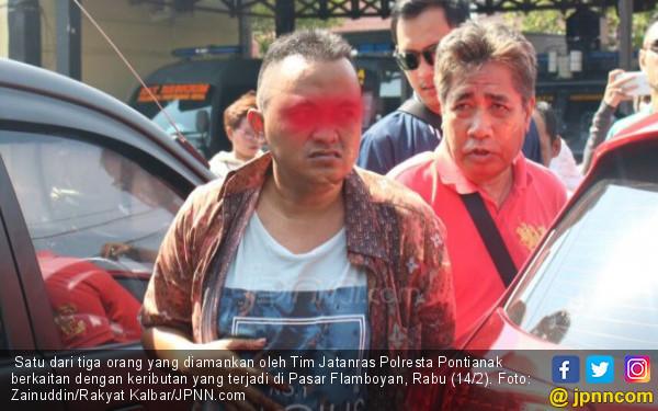 Kesaksian Luhut, Kakeknya Dibacoki di Pasar Flamboyan, Tewas - JPNN.COM