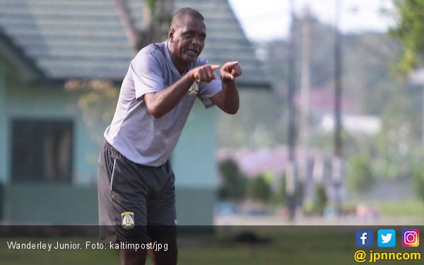 Wenderley Akui Finishing Touch Lini Depan Masih Lemah - JPNN.COM