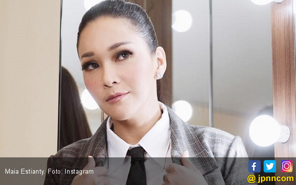 Nilai Kelakuan Maia Estianty, Anang Hermansyah: Dia Lahir Harusnya Laki, Bukan Perempuan - JPNN.com