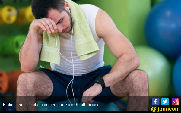 Ini 5 Kesalahan Saat Olahraga yang Bikin Anda Cepat Tua - JPNN.COM
