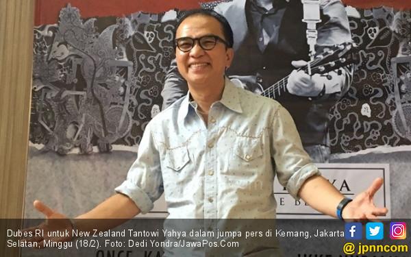Dubes Tantowi Pengin Kopi Indonesia Kondang di Negeri Kiwi - JPNN.COM