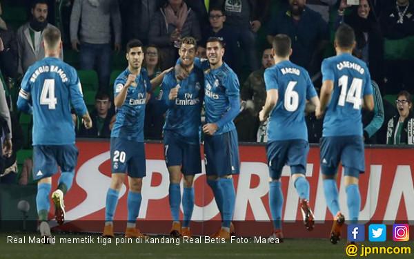 Fakta-Fakta di Balik 8 Gol Laga Real Betis Vs Real Madrid - JPNN.com