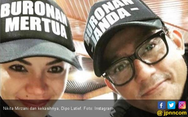 Nikita Mirzani dan Dipo Latief Bulan Madu ke Maldives? - JPNN.com
