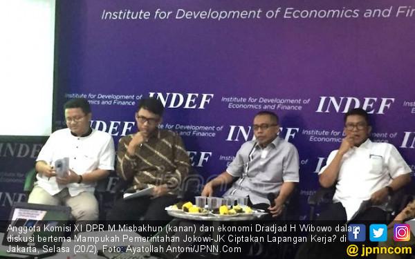 Jokowi-JK Belum Semoncer SBY-Boediono soal Lapangan Kerja - JPNN.com