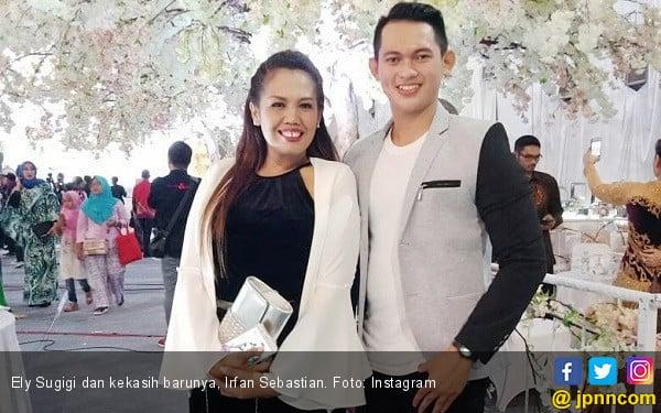 Beredar Undangan Nikah, Begini Respons Irfan Sebastian - JPNN.COM