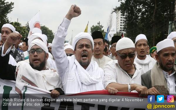 Ditanya Soal Rizieq, Mbak Puan : Orang Pergi Sendiri Terus Kami yang Harus Minta Pulang ?? - JPNN.com
