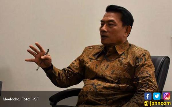 Moeldoko Bantah Bupati Madina Mundur karena Ditekan Istana - JPNN.com