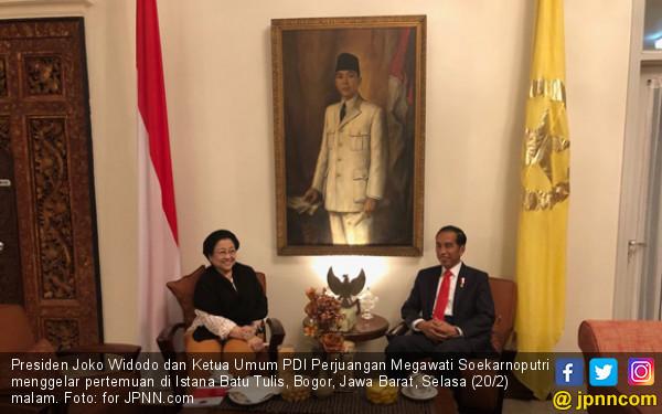 Pak Jokowi dan Bu Mega Belum Bicara soal Cawapres - JPNN.COM
