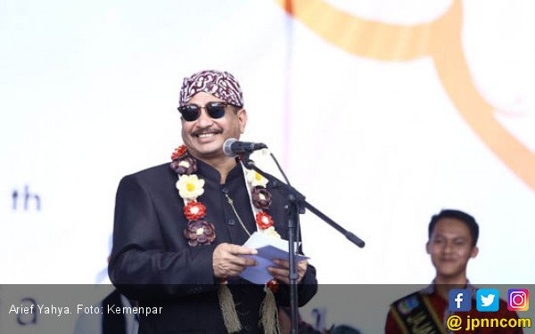 Menpar Arief Yahya Puji Promosi Pariwisata KBRI Venezuela - JPNN.COM
