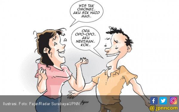 Suami Selalu Memaksa Begituan saat Istri Datang Bulan - JPNN.COM